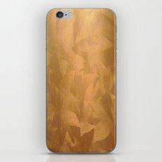 Beautiful Copper Metal - Corporate Art - Hospitality Art - Modern Art iPhone & iPod Skin