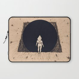 Facing The Black Hole Laptop Sleeve