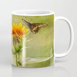 Yang Sunflower Coffee Mug