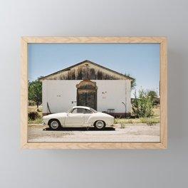 Marfa - Carmen Gia Framed Mini Art Print
