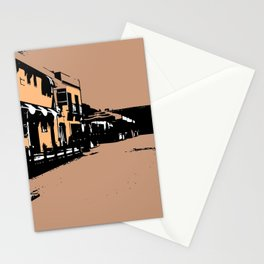 Main Street II Stationery Cards