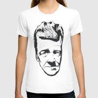 david lynch T-shirts featuring David Lynch by Black Neon
