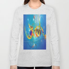 sprit of the music  Long Sleeve T-shirt