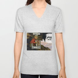 Only Their Words Remain Unisex V-Neck