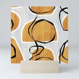Abstract Evolution Mini Art Print