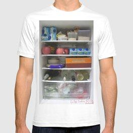 Fridge Candies Oct 1   [REFRIGERATOR] [FRIDGE] [WEIRD] [FRESH] T-shirt