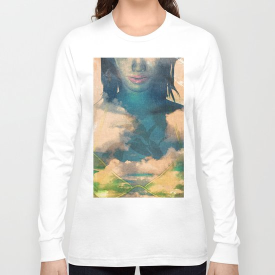 Zyx_recollection Long Sleeve T-shirt