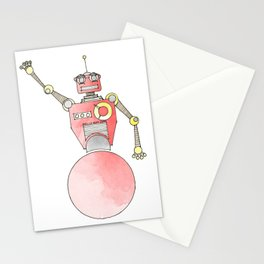 Rolly-Bot 2000 Stationery Cards