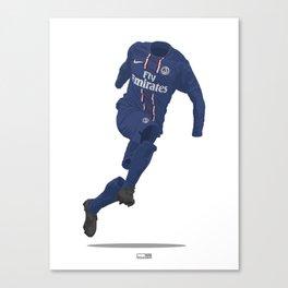 Paris St. Germain (PSG) 2012/13 Canvas Print