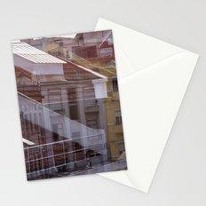 Deconstruction #21 Stationery Cards