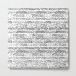 loft, light gray Metal Print