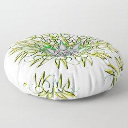 DIAMOND SUTRA Floor Pillow