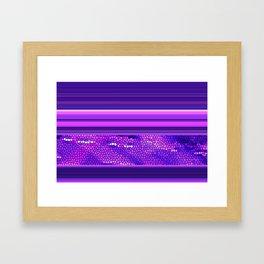 GRAPHIC POP 02 Framed Art Print