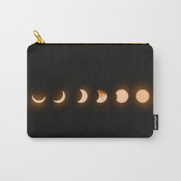 moon phases bright moon crescent moon astronomy night sky solar eclipse magic wicca lunar calendar Carry-All Pouch