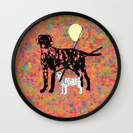 Can we go to the fair mama Wall Clock
