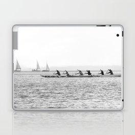 Sailboats and Kayaks Laptop & iPad Skin