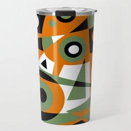 Abstract #977 Travel Mug