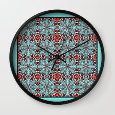 Blue Bayou Wall Clock