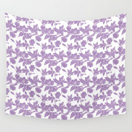 Magnolia Bouquet seamles pattern Wall Tapestry