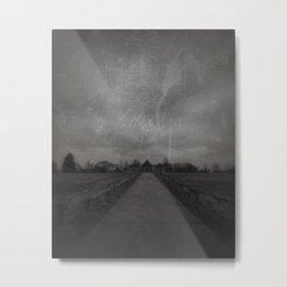 Payson Reservoir Metal Print