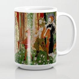 ''the return of an old friend'' Coffee Mug