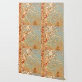 "Odilon Redon ""Figure under a blossoming tree"" Wallpaper"