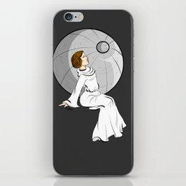 Sorrow of Leia iPhone Skin