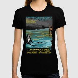 National Parks 2050: Everglades T-shirt