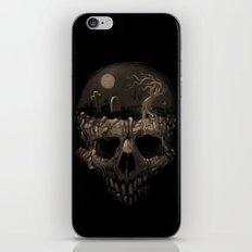Graveyard iPhone & iPod Skin