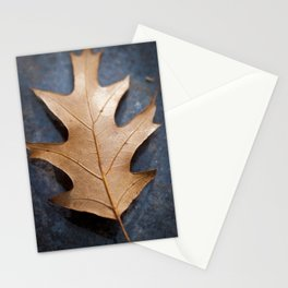 One on black Stationery Cards