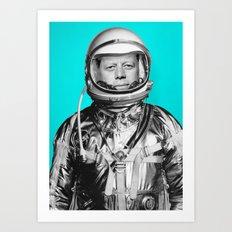 JFK ASTRONAUT (or
