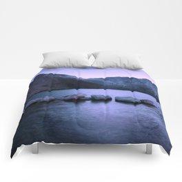 Convict Lake Comforters