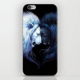 LION--HEART iPhone Skin