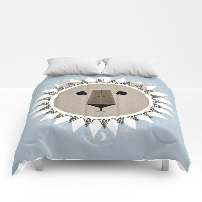 The Lion, the Witch and the Wardrobe Comforters