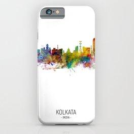 Kolkata (Calcutta) India Skyline iPhone Case