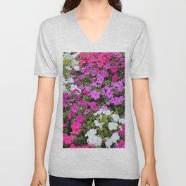 Cali Flora Unisex V-Neck