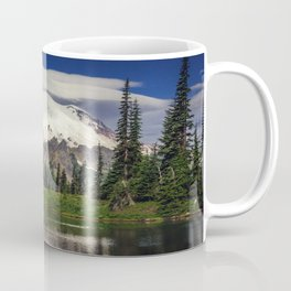 Mt Rainier in Washington Coffee Mug