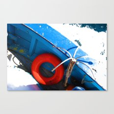 Lifesaver Canvas Print