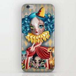 Penelope's Imaginarium iPhone Skin