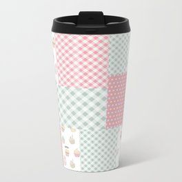 Beautiful Patch 5 Metal Travel Mug