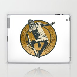 Skate for Life Laptop & iPad Skin