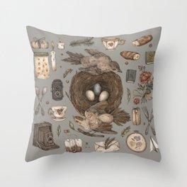 Share Throw Pillow