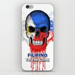 To The Core Collection: Philippines iPhone Skin