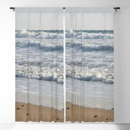 Beach Vibes Blackout Curtain