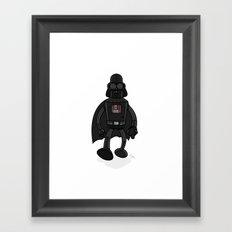 Darth Bender Framed Art Print