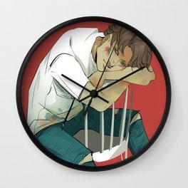 Painter Wall Clock