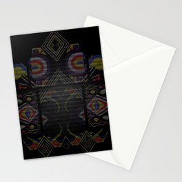 Mandalic Altar I Stationery Cards