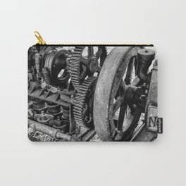 Novo Antique Gas Engine Carry-All Pouch