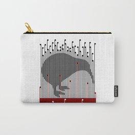 Kiwi in Rapou Carry-All Pouch