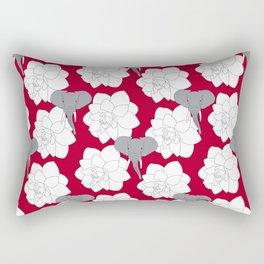 Alabama crimson Rectangular Pillow